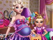 Mommy Eliza Baby Shopping game