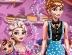 Princess Sweets Shop game