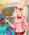 Thrift Shop Dress Up game