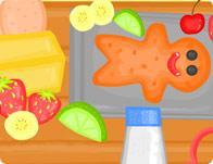 My Little Cookie Kitchen game