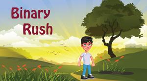 Binary Rushh game