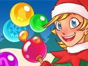 Bubble Charms Christmas game