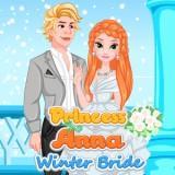 Princess Anna Winter Bride game
