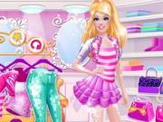 Barbie'S Fashion Boutique game