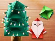 Christmas Origami Fun game