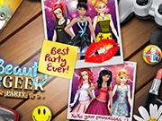 Beauty And Geek The Party game