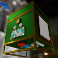Xmas Box Escape game
