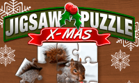 Jigsaw Puzzle Xmas game
