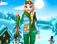 Eliza Winter Adventure game