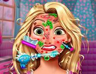 Goldie Princess Skin Doctor game