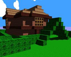 Minecraft Style Builder
