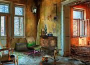 Can You Escape Abandoned House game