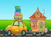 Car And Caravan Escape game