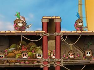 Moana: Kakamora Kaos game