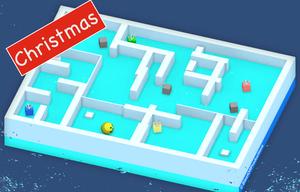 Tilt Christmas game