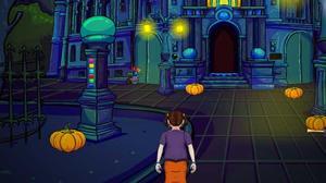 play Halloween Devil Mansion Escape
