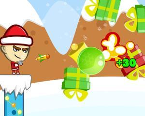 Young Santa game