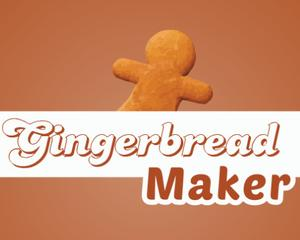 play Gingerbread Maker