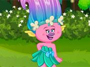 Trolls Makeover game