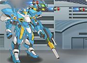 Super Robo Fighter game