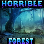 Horrible Forest Escape game