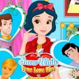 Snow White True Love Kiss game