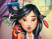 Warrior Princess Real Haircuts game