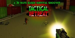 Tactical Retreat game