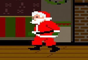 play Santa Fu!