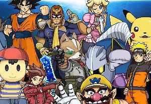 play Super Smash Flash 2 - V0.9