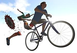 play Happy Wheels 3D