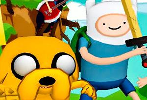 play Finn And Jake'S Epic Quest