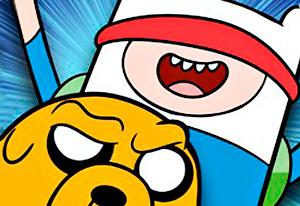 play Adventure Time: Blind Finned 2
