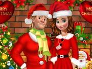 Anna And Kristoff'S Christmas game
