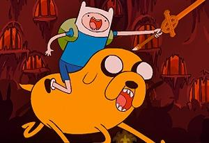 play Adventure Time: Fight O Sphere