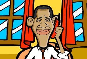 play Obama Hellboy