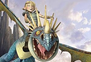 play Dreamworks Dragons: Wild Skies