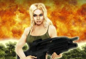 play Katie Commando