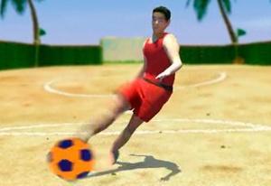 play Beach Soccer