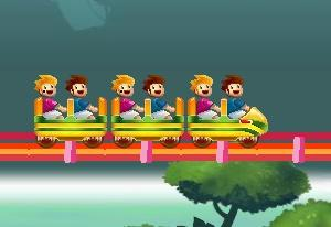 play Rollercoaster Revolution: 99 Tracks