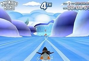 play Penguin Rush