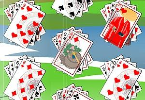 play Free Solitaire Galaxy