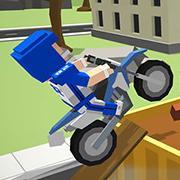 Blocky Trials game