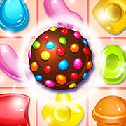 Sweet Candy Land game