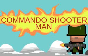 Commando Shooter Man game