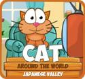 play Cat Around The World: Japanese Valley