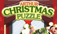 Arthur Christmas Puzzle game