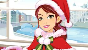 Fun Christmas Dress Up game
