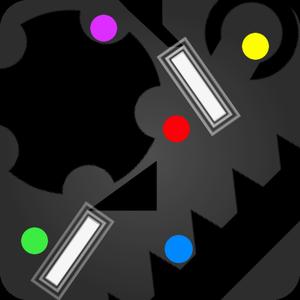 Brain Dot Physics game