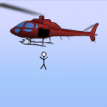 Skydiving game